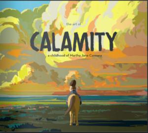 Couverture du livre Calamity