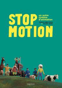 Couverture du livre Stop Motion édition Capricci